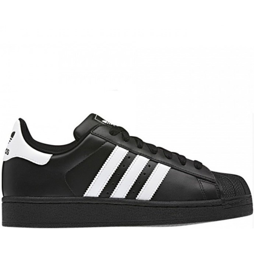 "Кроссовки Adidas Superstar II ""Black/White"" ()"