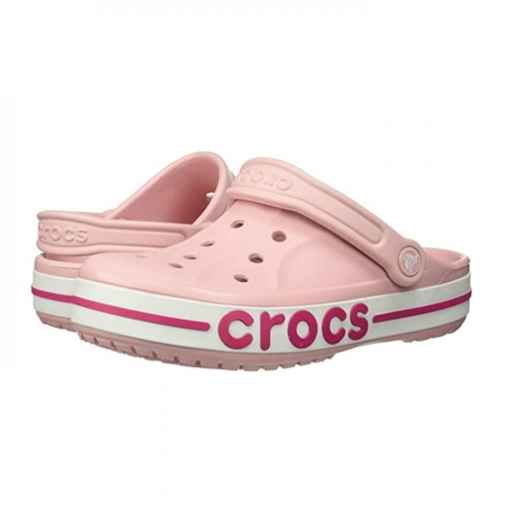 """Кроксы Crocs Bayaband Clog """"Bubble"""" (Розовый)"""