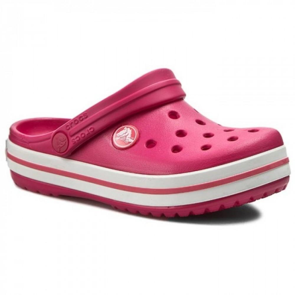 """Кроксы Crocs Crocband """"Raspberry"""" (Малиновый)"""