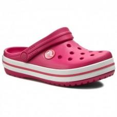 "Кроксы Crocs Crocband ""Raspberry"""