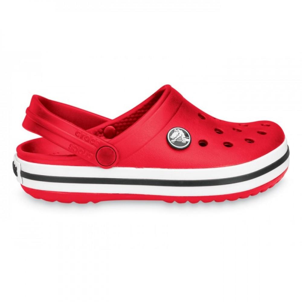 """Кроксы Crocs Crocband """"Red"""" (Красный)"""