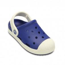 """Детские Кроксы Crocs Kids Bump It Clog """"Blue"""""""