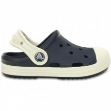 """Детские Кроксы Crocs Kids Bump It Clog """"Navy"""""""