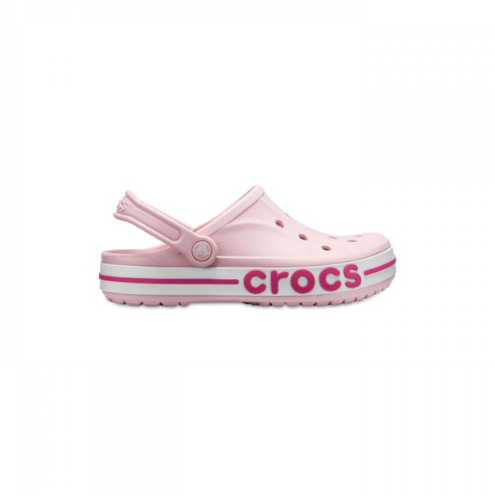 "Кроксы Crocs Bayaband ""Bubble"" (Розовый)"