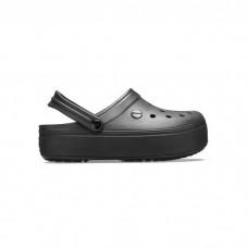 """Сабо Кроксы Crocs Platform """"Black"""""""