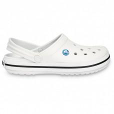"Кроксы Crocs Crocband ""White"""