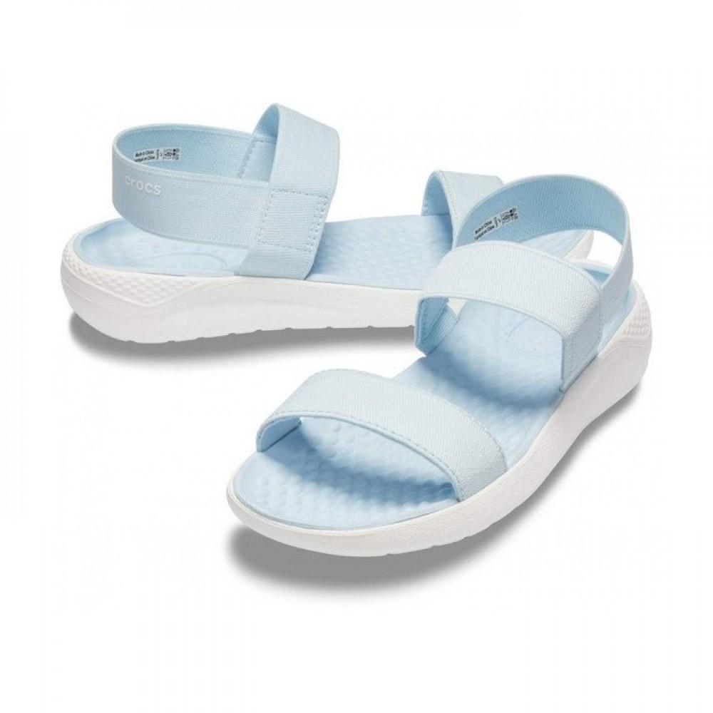 """Сандалии женские Crocs Women's LiteRide™ Sandal """"Blue"""" (Голубой)"""