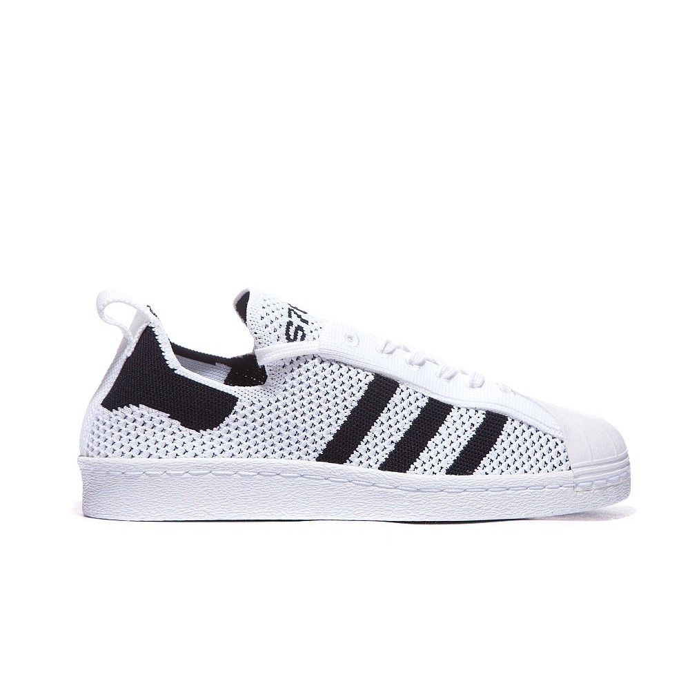 Кроссовки Adidas Superstar Primeknit 80s White ()