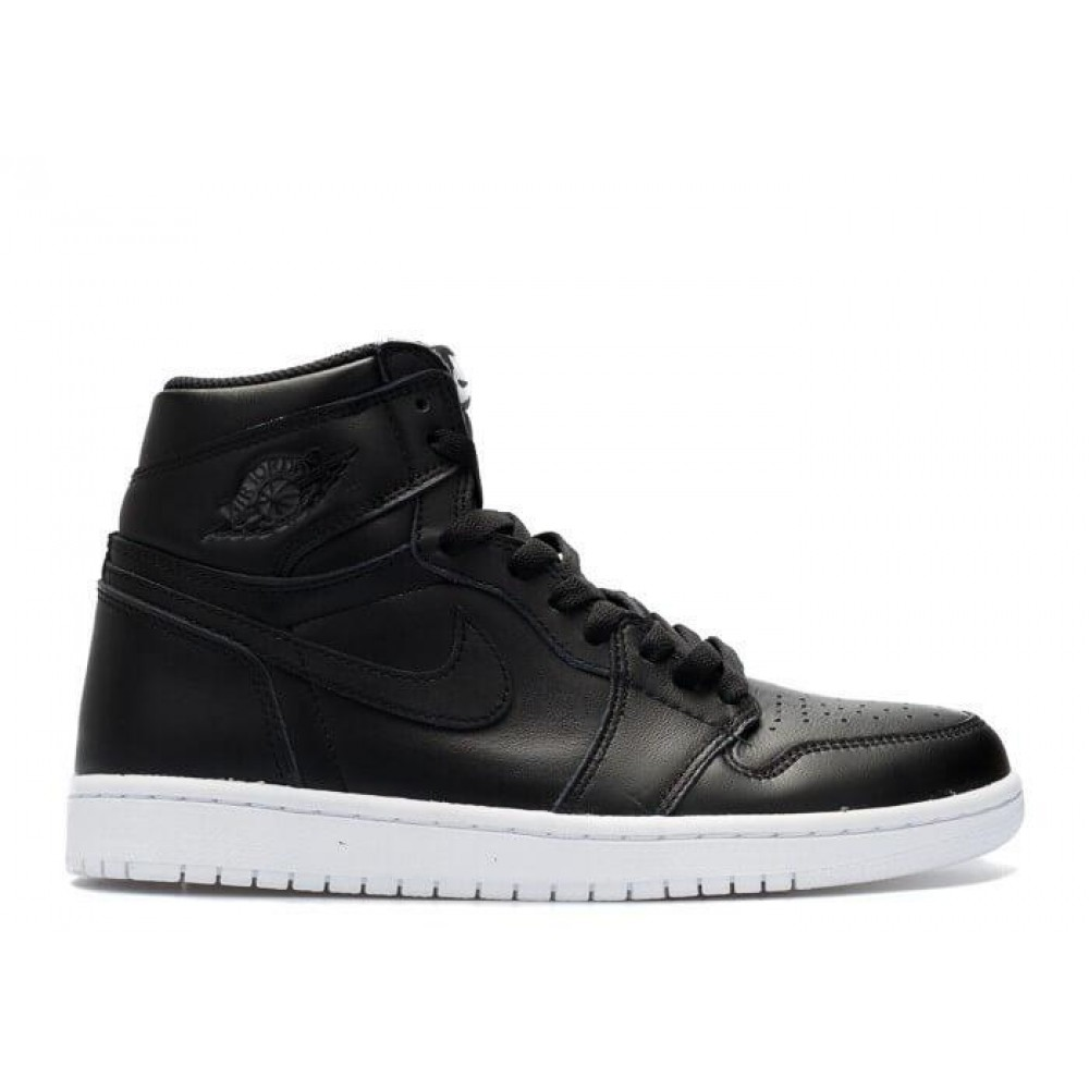 Кроссовки Air Jordan 1 OG Black white ()