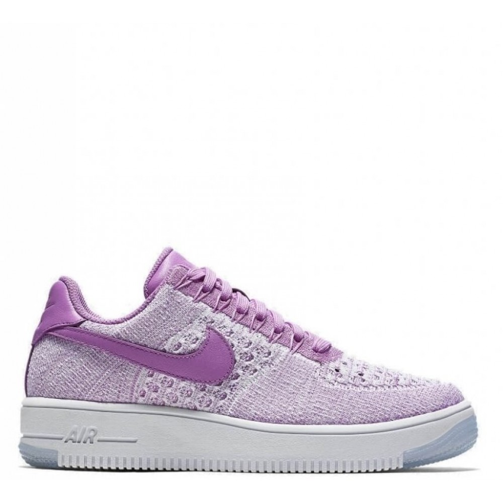 "Кроссовки Nike Air Force 1 Ultra Flyknit Low ""Royal Orchid"" (Розовый)"