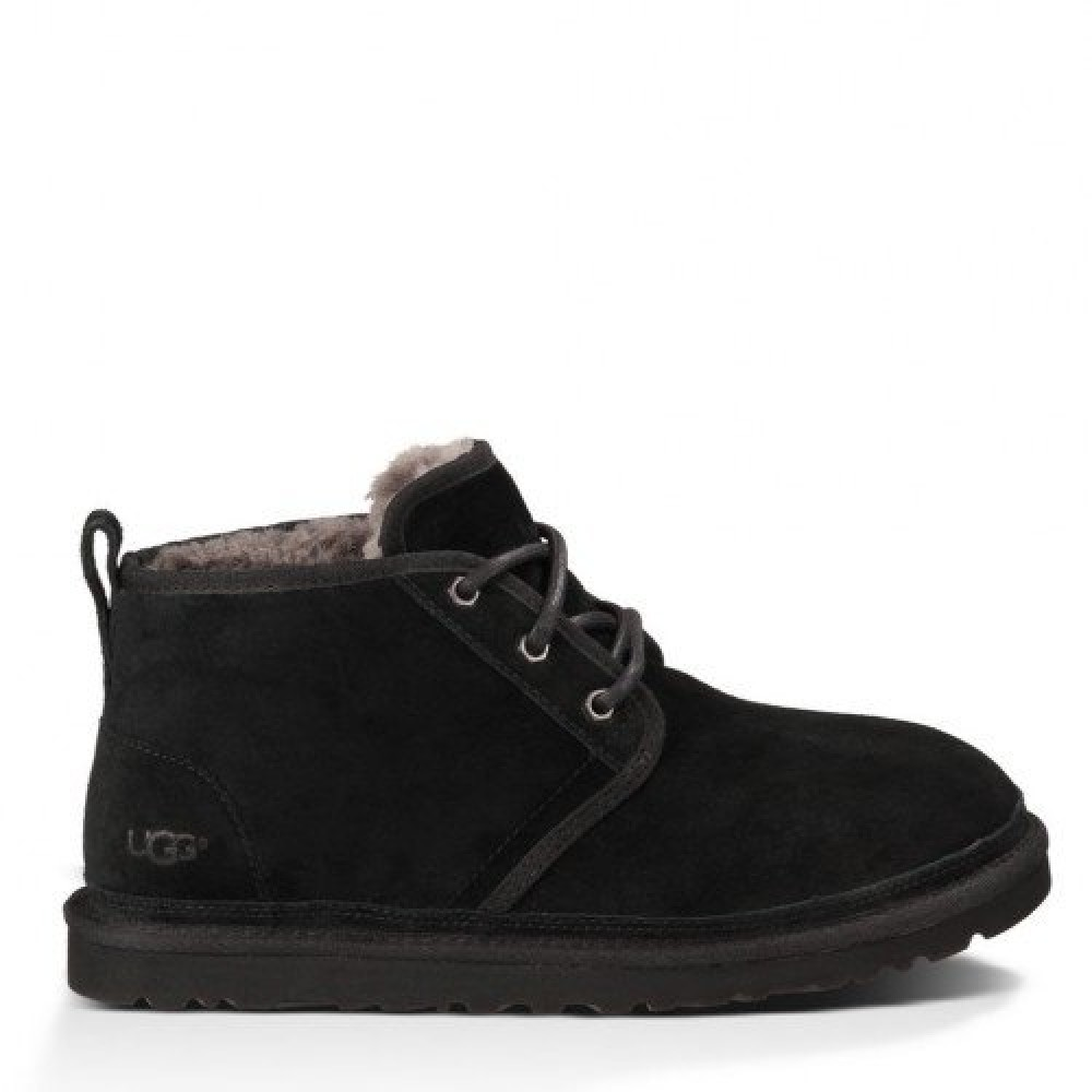"UGG NEUMEL BOOT ""BLACK"" (Черный)"
