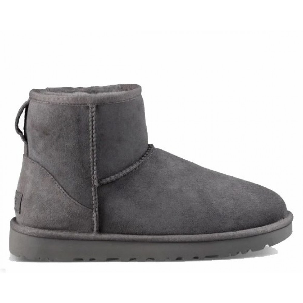 "UGG CLASSIC MINI II BOOT ""GREY"" (Серый)"