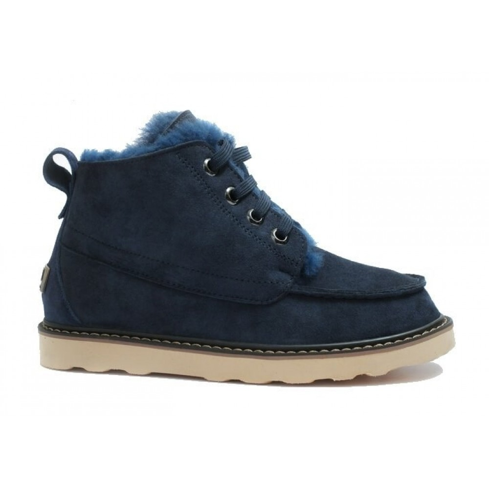 "UGG DAVID BECKHAM BOOT ""NAVY"""