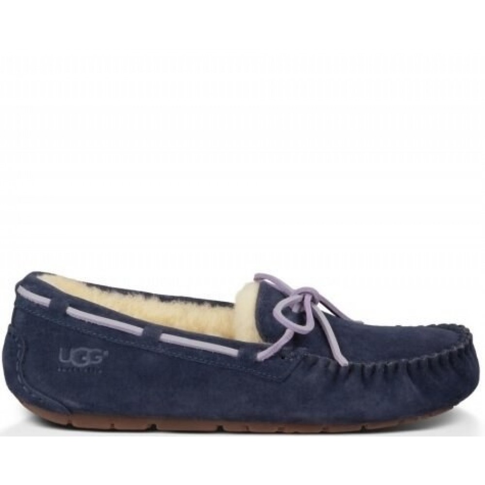 "UGG DAKOTA SLIPPER ""PEACOAT"" (Синий)"