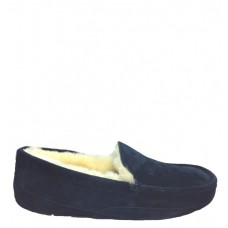 "UGG ASCOT SLIPPER ""NAVY"""