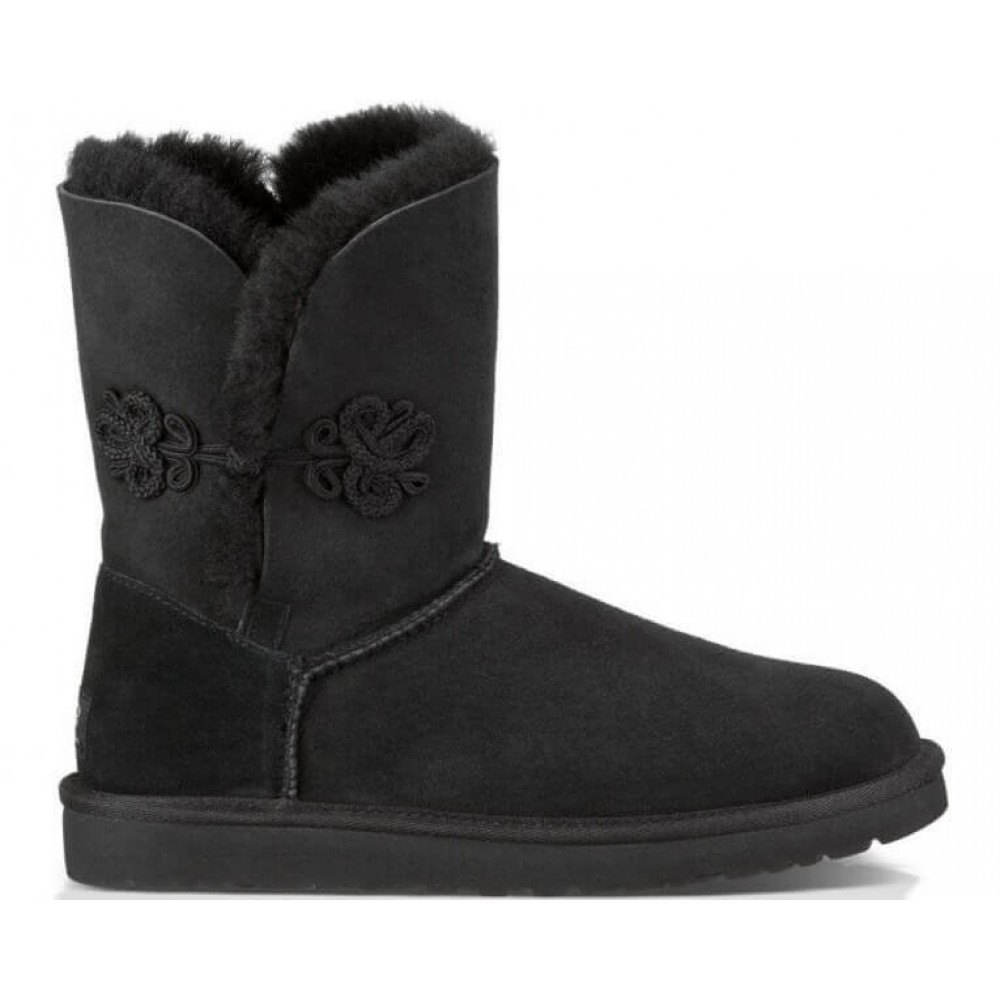 "UGG BAILEY MARIKO BOOT ""BLACK"" (Черный)"