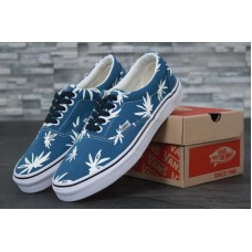 Кеды Vans Era Blue Palm
