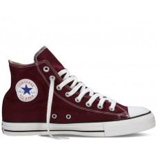 "Кеды Converse All Star Chuck Taylor High ""Bordo"""