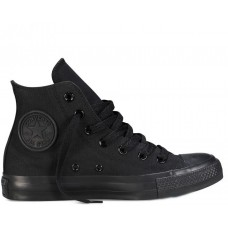 "Кеды Converse Original Quality All Star Chuck Taylor High ""Full Black"""