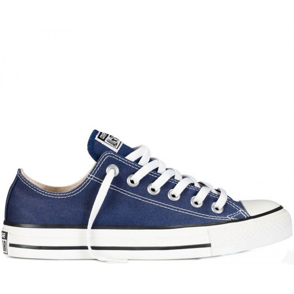 "Кеды Converse All Star Chuck Taylor Low ""Blue"" (Синий)"