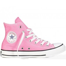 "Кеды Converse All Star Chuck Taylor High ""Pink"""