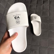 """Шлепанцы Adidas x Y-3 """"All White"""""""