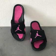 "Шлепанцы Air Jordan Hydro ""Black/Pink"""