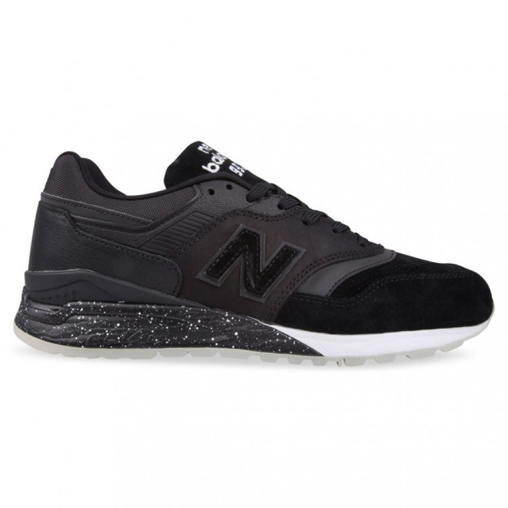 Кроссовки New Balance 997.5 Black White ()