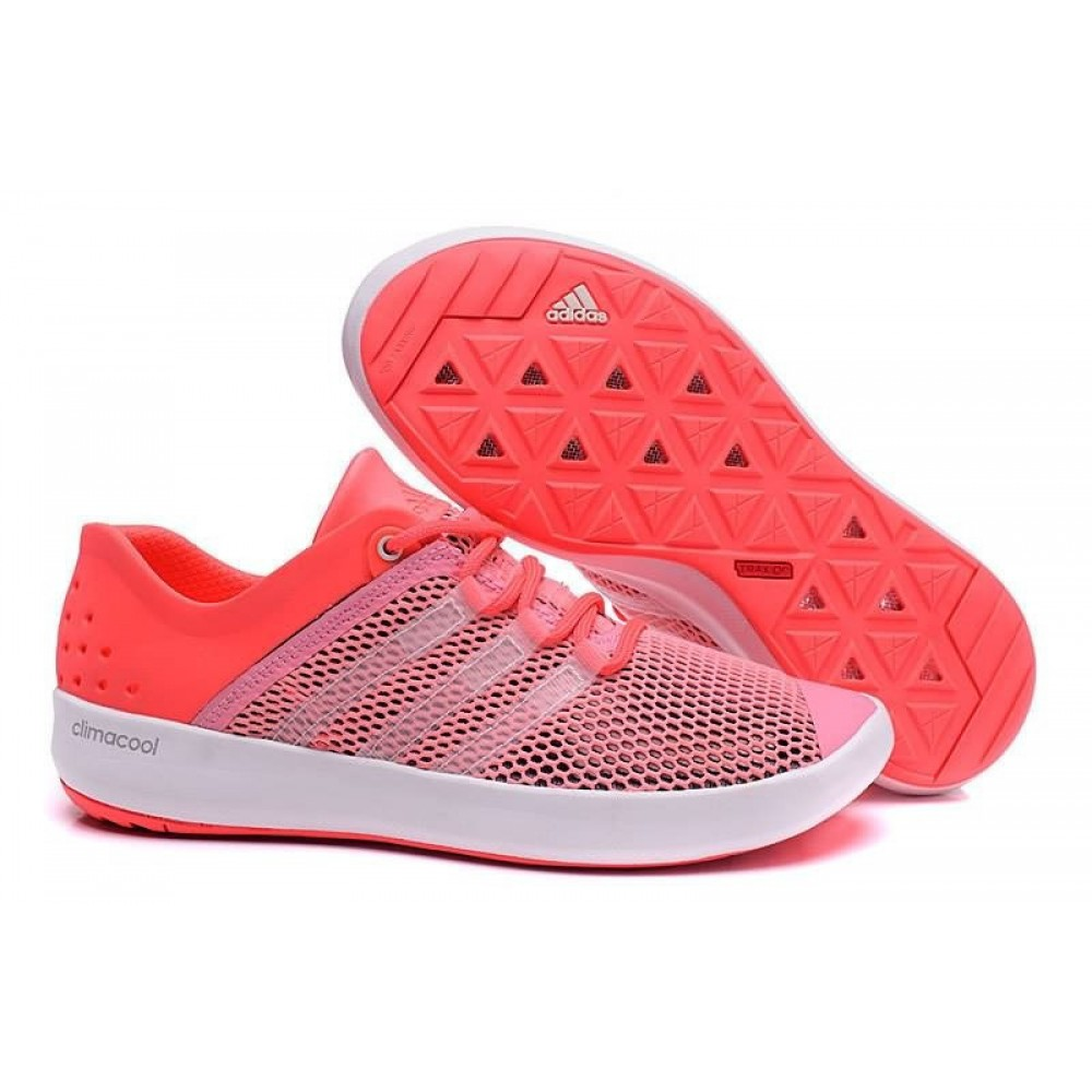 Кроссовки Adidas Climacool Boat Pure Pink ()