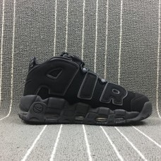 """Кроссовки Nike Air More Uptempo """"Absolut Black"""""""