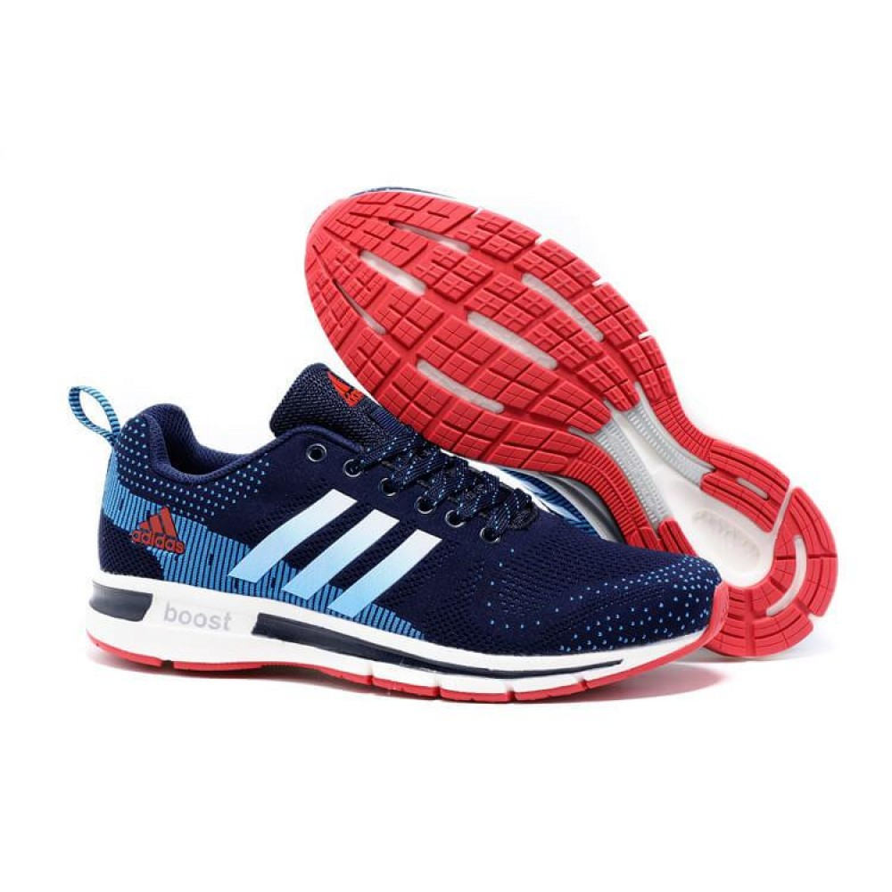 Кроссовки Adidas Questar Boost Navy White ()