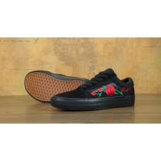 Кеды Vans Old School Black Core Rose