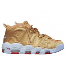 """Кроссовки Nike Air More Uptempo """"Gold"""""""