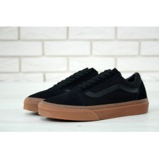 Кеды Vans Old School Black Mono Gum