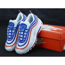 """Кроссовки Nike Air Max 97 """"White/Blue/Red"""""""
