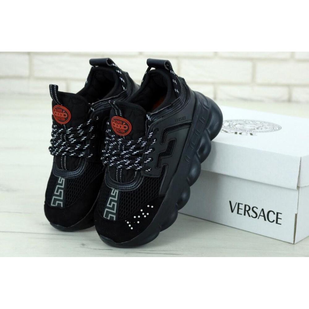 Модные черные женские кроссовки ()