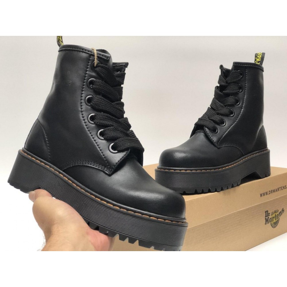 "Ботинки Dr. Martens Molly ""Black"" (Черный)"