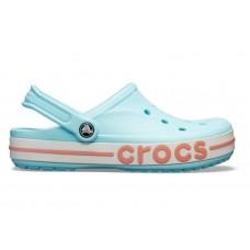 "Кроксы Crocs Bayaband Clog ""Ice/Blue"""