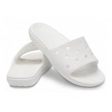 """Шлепки Crocs Classic Slide """"White"""""""