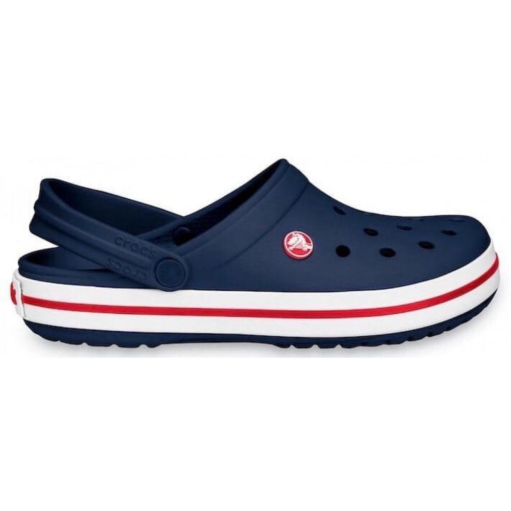 """Кроксы Crocs Crocband """"Navy"""" (Темно-синий)"""