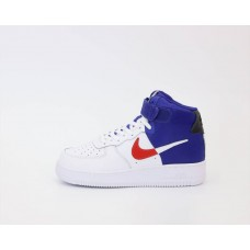 """Кроссовки Nike Air Force 1 Low AF-1 """"Blue/White"""""""