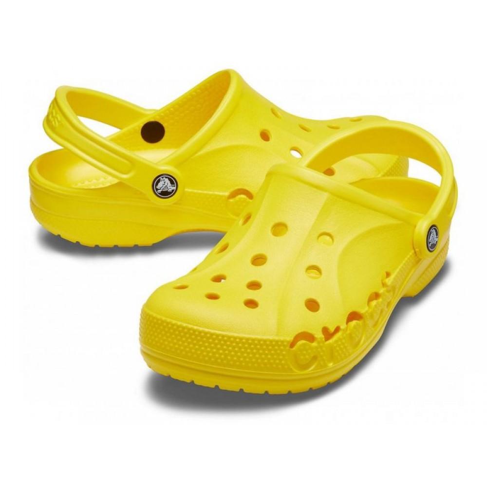 "Кроксы Crocs Baya Clog ""Yellow"" (Желтый)"