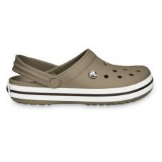 """Кроксы Crocs Crocband """"Khaki"""""""