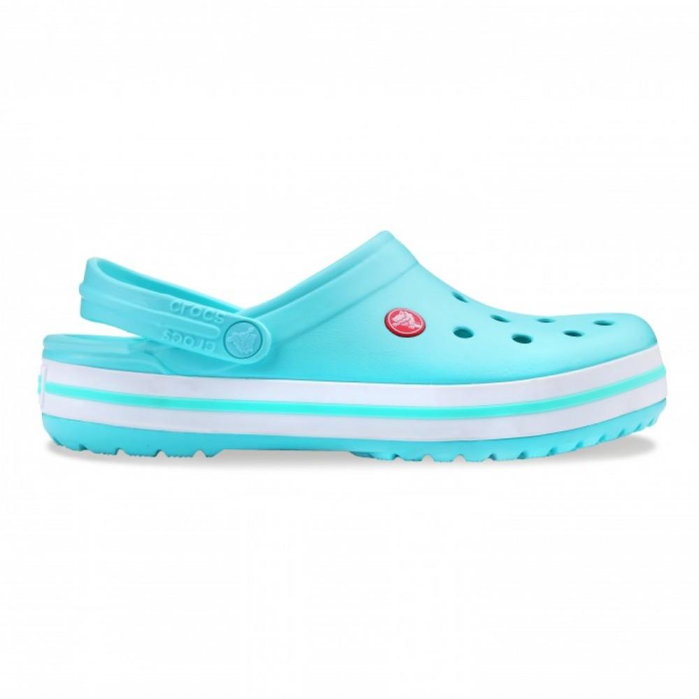 """Кроксы Crocs Crocband """"Pool"""" (Мятный)"""