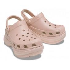 """Кроксы на платформе Crocs Classic Bae Clog """"Powdery"""""""