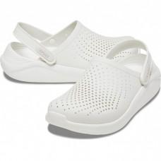 "Сабо Кроксы Crocs LiteRide™ Clog Almost ""White"""